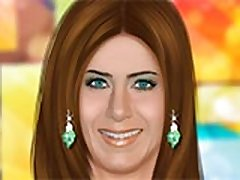 Jennifer Aniston Makeover