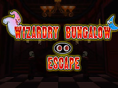 Wizardry Bungalow Escape